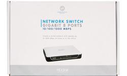 Icidu NI-707543 Gigabit Switch 8-port