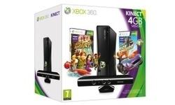 Microsoft Xbox 360 4GB Kinect + Joy