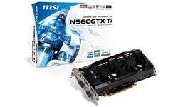 MSI N560GTX Ti-M2D1GD5