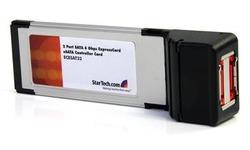 StarTech.com eSATA 6 Gbps Controller Card