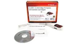 StarTech.com 6Gbps eSATA Controller Card