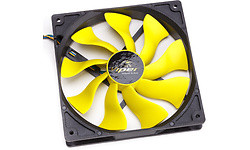 Akasa 140mm Viper High Performance S-Flow Fan