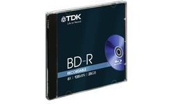 TDK BD-R 6x 5pk Jewel case