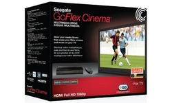 Seagate GoFlex Cinema 2TB