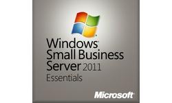 Microsoft Windows Small Business Server 2011 Essentials DE OEM