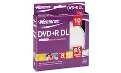 MemoRight DVD+R 8x 10pk Spindle