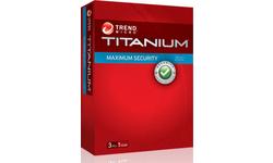 Trend Micro Titanium Max Security 2012 NL/FR 3-user