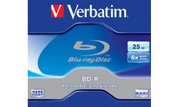 Verbatim BD-R 6x Printable Jewel case