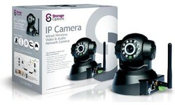 Storage Options Day/Night IP Camera with Pan/Tilt functionality