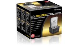 Sharkoon SATA QuickPort XT Duo USB3.0