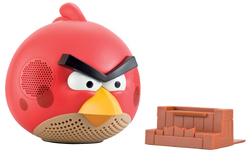 Gear4 Red Bird Angry Birds Speaker