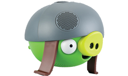Gear4 Helmet Pig Angry Birds Speakers