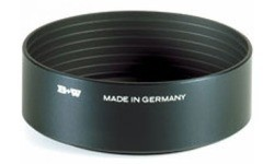 B+W 52mm Aluminum Lens Hood