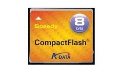 Adata Compact Flash Speedy 8GB