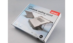 Akasa Alpen Notebook Cooling Stand Black