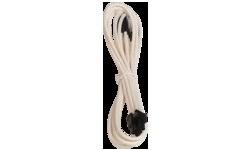 Bitfenix 6 Pin Pcie Power Extension 45 cm White