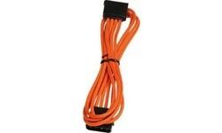 Bitfenix Molex To SATA Power Extension 45 cm Orange
