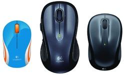 Logitech M187 Wireless Mini Mouse Blue