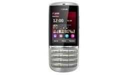 Nokia Asha 300 Silver