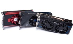 AMD Radeon HD 7770 GHz Edition CrossFireX