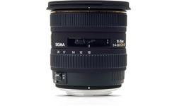 Sigma 10-20mm f/4-5.6 EX DC HSM (FourThirds)