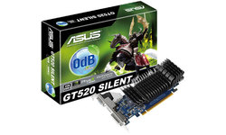Asus GeForce GT520 SILENT/LP