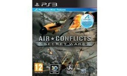 Air Conflicts, Secret Wars (PlayStation 3)