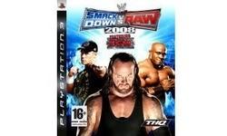 WWE, SmackDown vs Raw 2008 (PlayStation 3)