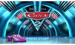 Sony PSP-E1000 + Cars 2