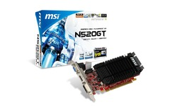 MSI N520GT-MD1GD3H/LP
