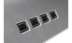 Zalman Aluminum Monitor Stand Silver