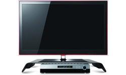 Zalman Aluminum Monitor Stand Black