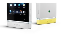 Sony Xperia U ST25i Yellow