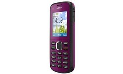 Nokia C1-02 Purple