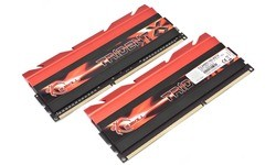G.Skill TridentX 8GB DDR3-2400 CL10 kit