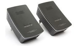 Sweex LC501 Powerline 500 Adapter kit Black