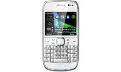 Nokia E6 Silver (BE)