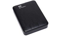 Western Digital My Passport 2TB Black (USB 3.0)