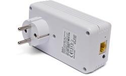 Aztech Ethernet Adapter with AC Pass Through