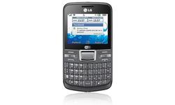 LG C195 Silver