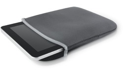 """Yarvik Tablet Neoprene Sleeve 10"""" Grey/Black"""