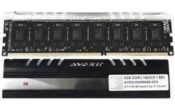 Avexir Core 8GB DDR3-1600 CL9 kit