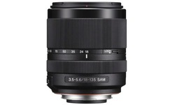 Sony DT 18-135mm f/3.5-5.6 SAM