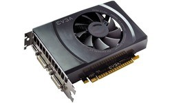 EVGA GeForce GT 640 Dual Slot 2GB