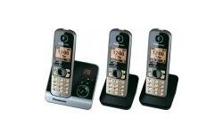 Panasonic KX-TG6723 Trio Black