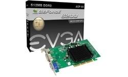 EVGA GeForce 6200 Passive 512MB
