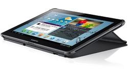 Samsung Galaxy Tab2 10.1 Book Cover Black