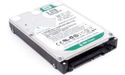 Western Digital Scorpio Green 2TB (SATA2, 8MB)