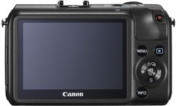 Canon Eos M Black Body