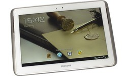 Samsung Galaxy Note 10.1 3G White